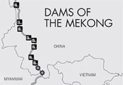 Dams of the Mekong