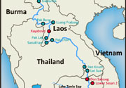 Mekong Mainstream Dams