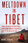 Meltdown in Tibet book cover
