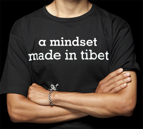 a mindset: made in Tibet